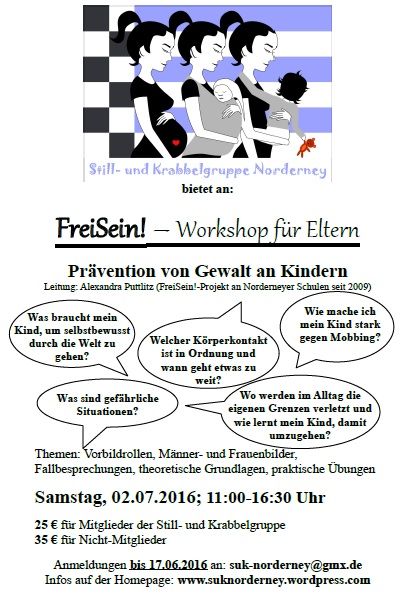 Plakat FreiSein 3